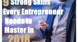 strong skills for entrepreneurs to master